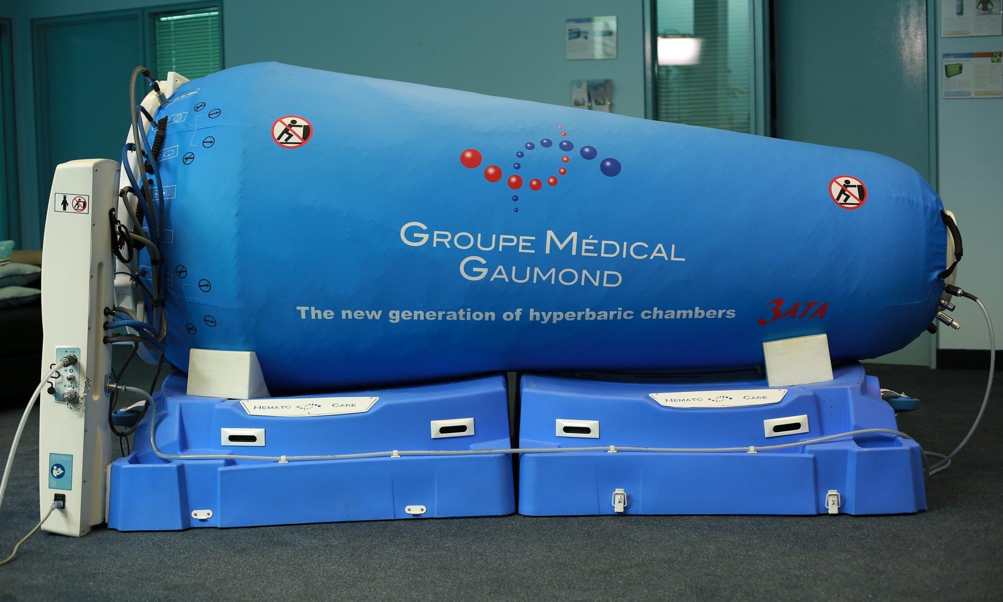 Groupe Medical Gaumond La Nouvelle Generation De Chambre Hyperbare